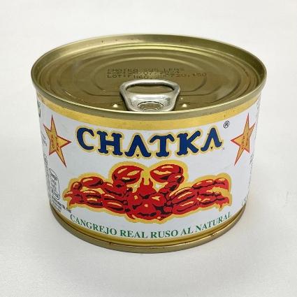 carne cangrejo real chatka
